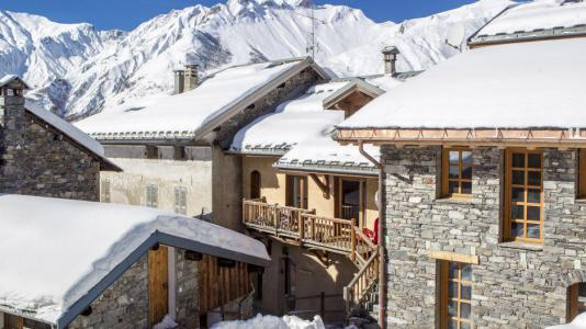 Rent in ski resort Chalet Gremelle - Saint Martin de Belleville - Winter outside
