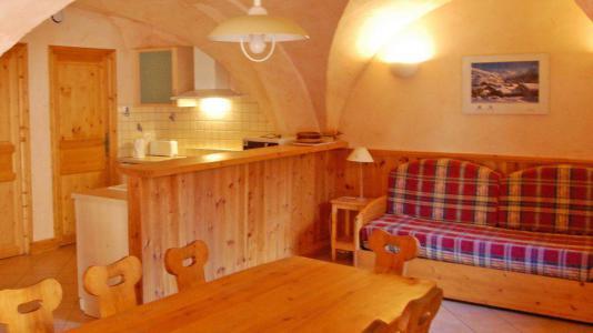 Location au ski Appartement 3 pièces 6 personnes - Chalet Gremelle - Saint Martin de Belleville - Séjour
