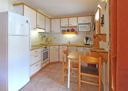 Location au ski Appartement 4 pièces 6 personnes - Chalet Iris - Saint Martin de Belleville - Kitchenette