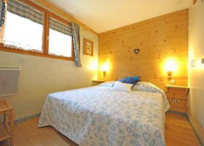 Location au ski Appartement 4 pièces 6 personnes - Chalet Iris - Saint Martin de Belleville - Lit double