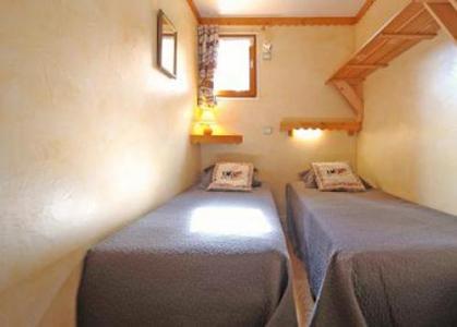 Location au ski Appartement 4 pièces 6 personnes - Chalet Iris - Saint Martin de Belleville - Lit simple
