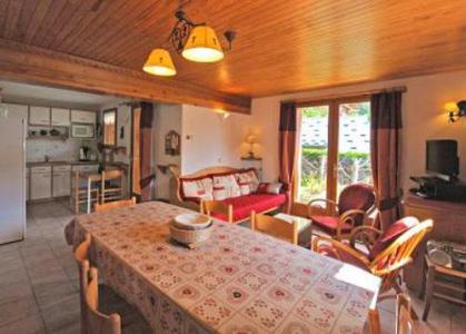 Location au ski Appartement 4 pièces 6 personnes - Chalet Iris - Saint Martin de Belleville - Table