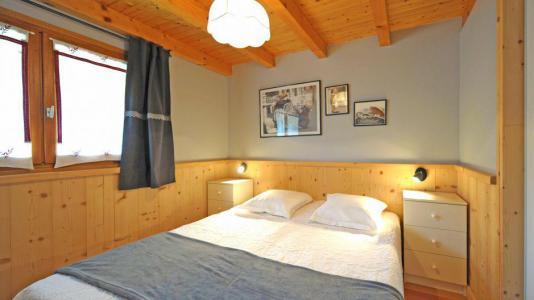 Location au ski Appartement duplex 3 pièces 5 personnes - Chalet Iris - Saint Martin de Belleville - Chambre