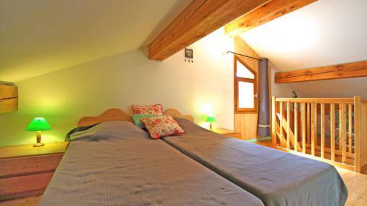 Location au ski Appartement duplex 3 pièces 5 personnes - Chalet Iris - Saint Martin de Belleville - Chambre ouverte