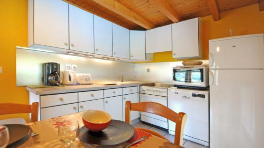 Location au ski Appartement duplex 3 pièces 5 personnes - Chalet Iris - Saint Martin de Belleville - Cuisine