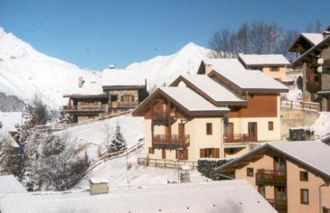 Location au ski Appartement duplex 3 pièces 5 personnes - Chalet Iris - Saint Martin de Belleville - Extérieur hiver