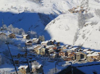 Location Saint Martin de Belleville : Chalet l'Escarel hiver