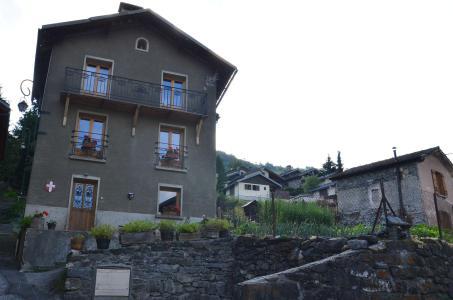 Location Saint Martin de Belleville : Chalet la Tarine hiver