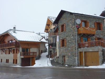 Location au ski Chalet le Dahu - Saint Martin de Belleville