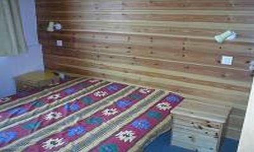 Location au ski Chalet 3 pièces cabine 6 personnes - Chalet Les Pachons - Saint Martin de Belleville - Chambre