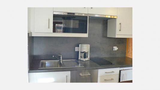 Аренда на лыжном курорте Апартаменты 2 комнат 4 чел. - Chalet Marmottes - Saint Martin de Belleville - Кухня