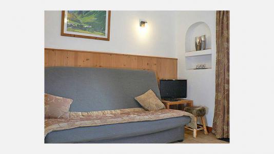 Аренда на лыжном курорте Апартаменты 2 комнат 4 чел. - Chalet Marmottes - Saint Martin de Belleville - Салон