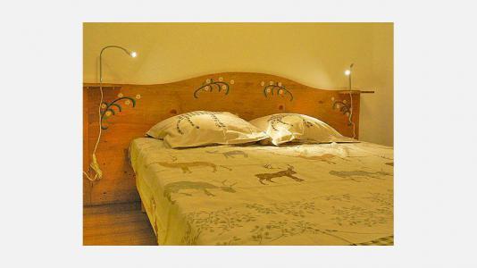Аренда на лыжном курорте Шале триплекс 4 комнат 6 чел. - Chalet Marmottes - Saint Martin de Belleville - Комната