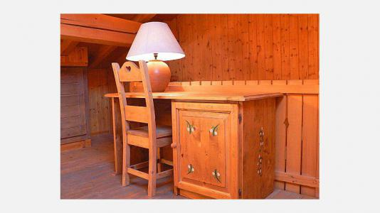 Аренда на лыжном курорте Шале триплекс 4 комнат 6 чел. - Chalet Marmottes - Saint Martin de Belleville - Кабинет