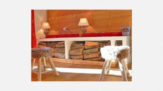 Аренда на лыжном курорте Шале триплекс 4 комнат 6 чел. - Chalet Marmottes - Saint Martin de Belleville - Салон