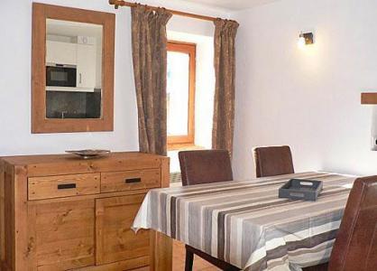 Location au ski Appartement 2 pièces 4 personnes - Chalet Marmottes