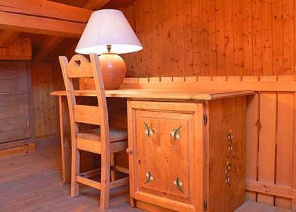 Location au ski Chalet triplex 4 pièces 7 personnes - Chalet Marmottes - Saint Martin de Belleville - Bureau