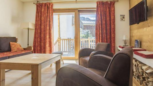 Аренда на лыжном курорте Chalet Marmottes - Saint Martin de Belleville - Журнальный столик
