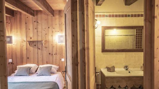Location au ski Chalet Mimosa - Saint Martin de Belleville - Chambre