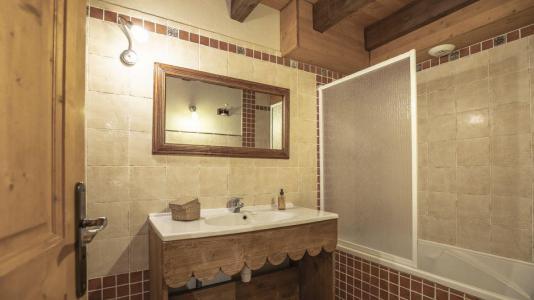 Location au ski Chalet Mimosa - Saint Martin de Belleville - Salle de bains