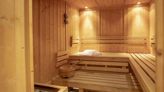 Location au ski Chalet Mimosa - Saint Martin de Belleville - Sauna