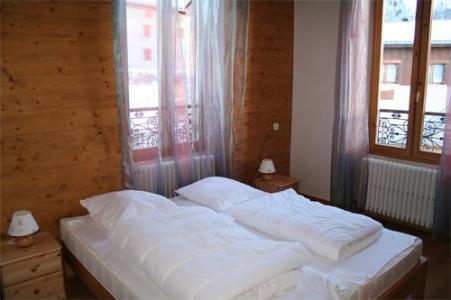 Location au ski Chalet 11 pièces 18 personnes - Chalet Oursons - Saint Martin de Belleville - Chambre
