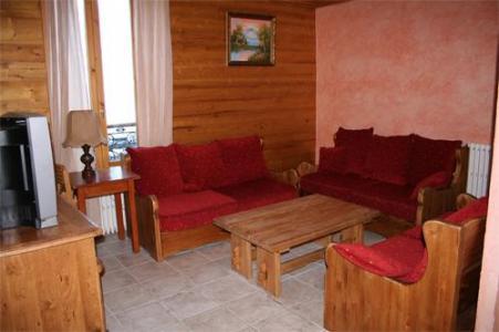Location au ski Chalet 11 pièces 18 personnes - Chalet Oursons - Saint Martin de Belleville - Séjour