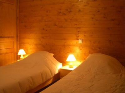 Location au ski Chalet 9 pièces 18 personnes - Chalet Oursons - Saint Martin de Belleville - Lit simple