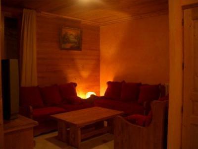 Location au ski Chalet 9 pièces 18 personnes - Chalet Oursons - Saint Martin de Belleville - Séjour
