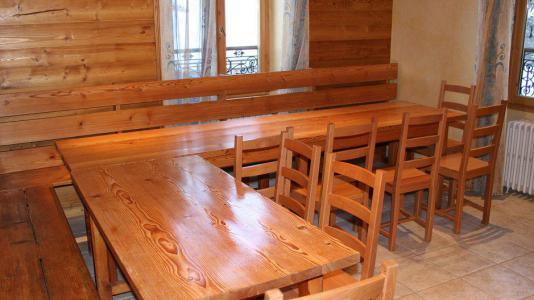 Location au ski Chalet Oursons - Saint Martin de Belleville - Salle à manger