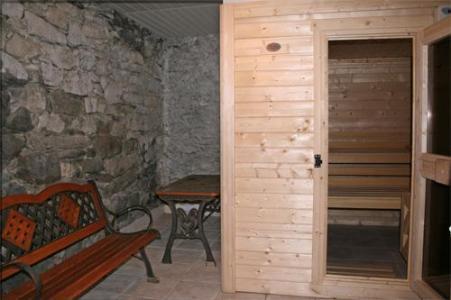 Location au ski Chalet 11 pièces 18 personnes - Chalet Oursons - Saint Martin de Belleville - Sauna