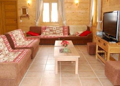 Location au ski Chalet 11 pièces 22 personnes (1) - Chalet Paulo - Saint Martin de Belleville - Séjour