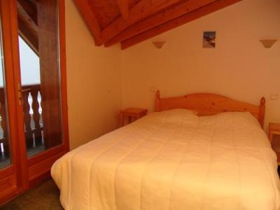 Location au ski Chalet triplex 5 pièces 10 personnes - Chalet Pepe Martin - Saint Martin de Belleville - Lit double