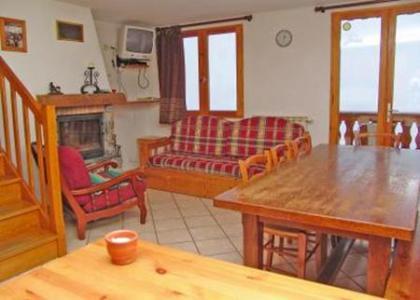Location au ski Chalet triplex 5 pièces 10 personnes - Chalet Pepe Martin - Saint Martin de Belleville - Séjour