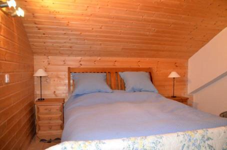 Rent in ski resort 4 room chalet 8 people - Chalet Pierre - Upton - Saint Martin de Belleville - Double bed