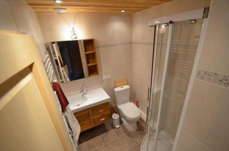 Rent in ski resort 4 room chalet 8 people - Chalet Pierre - Upton - Saint Martin de Belleville - Shower room
