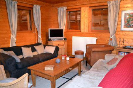 Rent in ski resort 4 room chalet 8 people - Chalet Pierre - Upton - Saint Martin de Belleville