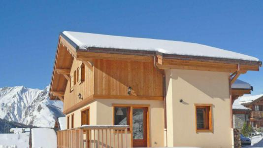 Rental Les Menuires : Chalet Saint Marc winter