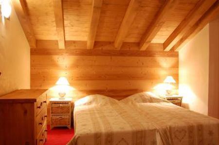 Location au ski Chalet Saint Marc - Saint Martin de Belleville - Lit double