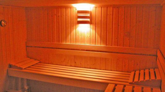 Location au ski Chalet Saint Marc - Saint Martin de Belleville - Sauna