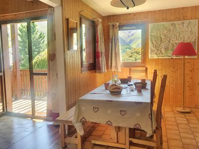 Rental Saint Martin de Belleville : Chalet Villarencel winter