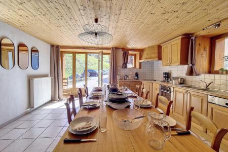 Location au ski Chalet triplex 4 pièces 6 personnes (Siana) - Chalets les Granges - Saint Martin de Belleville - Chambre