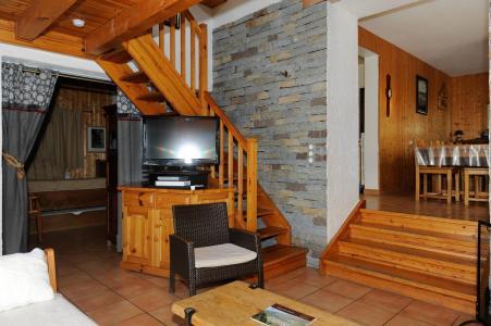 Location au ski Chalet 7 pièces 12 personnes (lelys) - Chalets les Varcins - Saint Martin de Belleville - Séjour