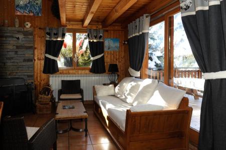 Location au ski Chalet 7 pièces 12 personnes (lelys) - Chalets les Varcins - Saint Martin de Belleville - Table