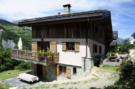 Location au ski Chalets Les Varcins Luxe - Saint Martin de Belleville
