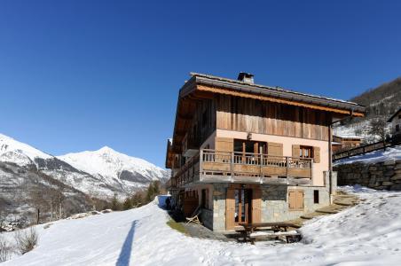 Location au ski Chalet 7 pièces 12 personnes (La Licorne) - Chalets Les Varcins Luxe - Saint Martin de Belleville