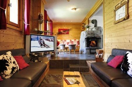 Location au ski Chalet 7 pièces 12 personnes (Eden) - Chalets Les Varcins Luxe - Saint Martin de Belleville