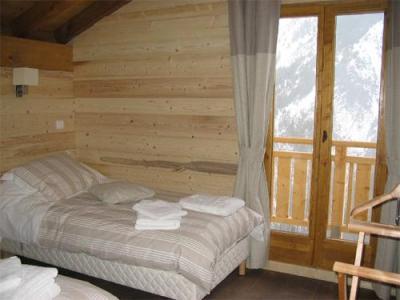 Location au ski Chalet 7 pièces 12 personnes (Eden) - Chalets Les Varcins Luxe - Saint Martin de Belleville - Chambre