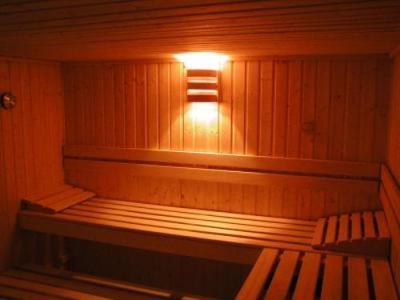 Location au ski Chalet 6 pièces 12 personnes (121) - Chalets Violettes - Saint Martin de Belleville - Intérieur