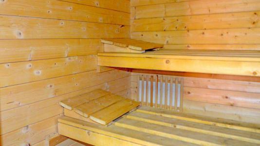 Location au ski Chalets Violettes - Saint Martin de Belleville - Sauna